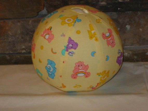 Balloon Ball with Drawstring Pouch-Care Bears (Ball 46)