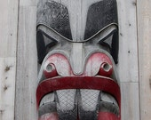 Haida Carving 3 - I lend to KIVA