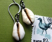 Cowrie Dangles