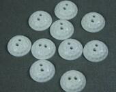 Golf Ball Sports 2-Holed Novelty Buttons