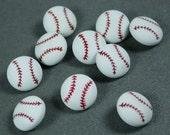 Baseball Sports Novelty Buttons