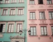 HALF PRICE SALE - Candy houses. 5x7 original fine art photograph