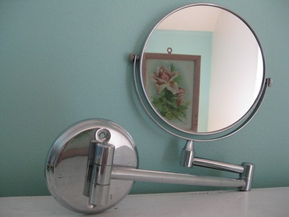 Mirror Mirror On The Wall Vintage Wall Mount Expandable