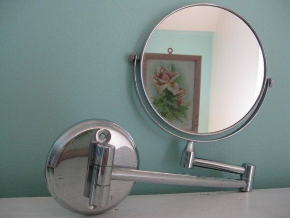 Mirror Mirror On The Wall... Vintage Wall Mount Expandable