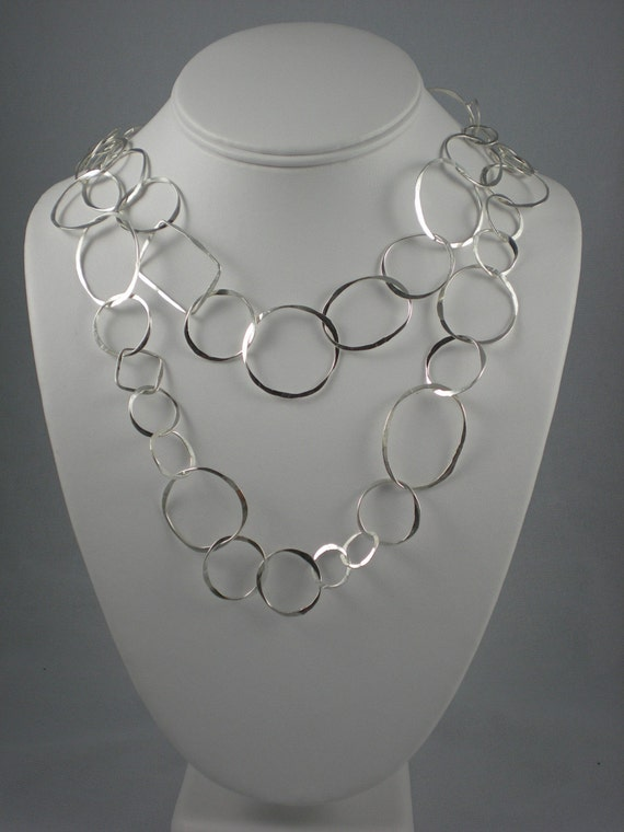 Donna Silver Necklace