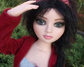 Relief for Japan - All proceeds to DIRECT RELIEF INTL - ShannysFaerie Handmade Wig for Your Fashion Dolls, fits SIZE 6-7 AND 8-9