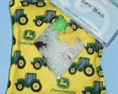 John Deere I Spy Bag With Picture List