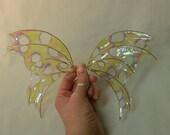 OOAK fairy art doll artist bear wings by Jeannette Bashore