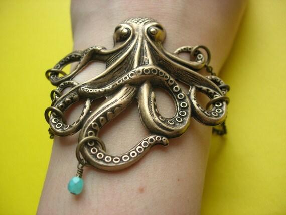 Octopus's Garden Bracelet