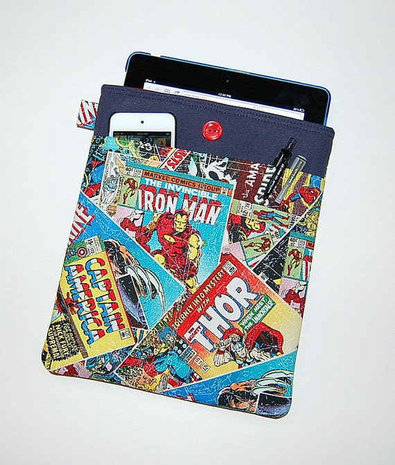 comics ipad cover
