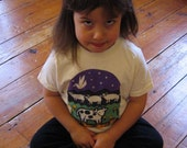 Happy Farmyard Organic Kids Tee
