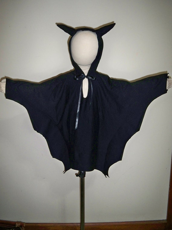 Custom Order for Amy NOT FOR SALE Bats Bats every were  Bat  Costume   For Kids