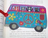 Love Bus Bookmark