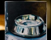 Art for Dogs-Dog Bowls of Greenwich Village II