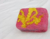 Felted Down To Earth Soap (Small)