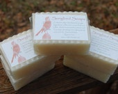 Down to Earth with Vetiver and Ylang Ylang Soap