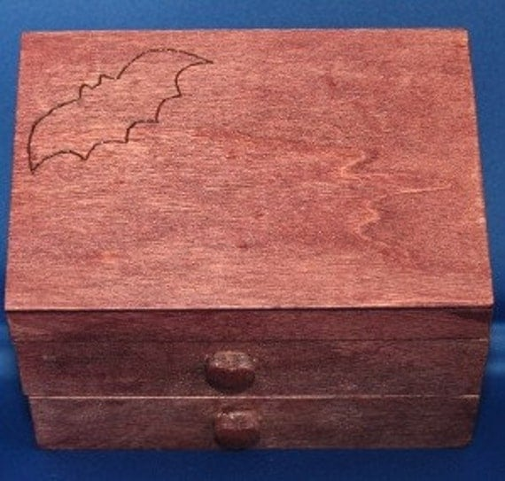 Bat Jewelry Box