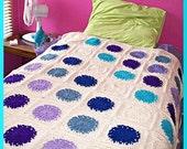 Crochet Afghan, Seeing Spots
