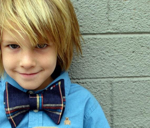 bowtie - PDF bow tie sewing pattern DIY baby toddler boy tie: 3 sizes (newborn - 12 yrs) --- easy sewing ---