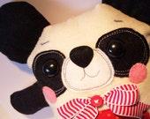 Happy Panda Pattern