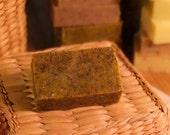 Organic Green Tea Rice Bran Soap - Tea Tree