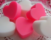HEARTS HOT Pink n Whites----Love Gifts  (6)  HOLIDAY Gifts