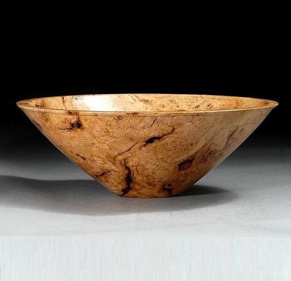 Burl Bowls Burl Wood Bowl Aged Black