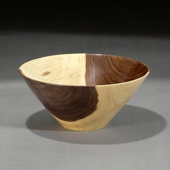 Wood Bowl, English Walnut (BW260)