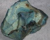 Large Molten Melted Glass Rock Obsidian Specimen