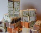 50 Soap Favors - Weddings-Parties-Events - Made To Order
