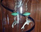 Dolphine Earrings