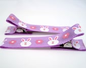 Easter Bunny Set of Two Non Slip Clips LIMITED EDITION
