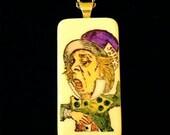 Mad Hatter Necklace Set SALE