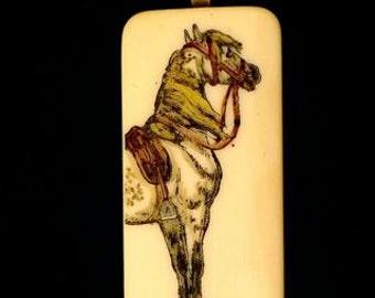 Arabian Horse Pendant