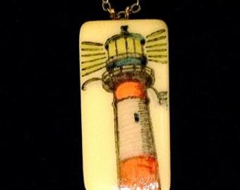Lighthouse Necklace Set