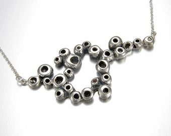 Tubelet Fungi Necklace