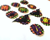 Halloween Posies - Set of 10