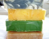 4 blokes soaps - men's selection
