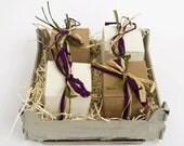 mini soaps gift box