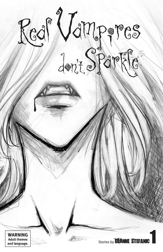 Read Vampires Don't Sparkle 4 issue pack