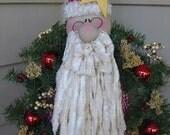 Tall-n-Skinny Santa e pattern