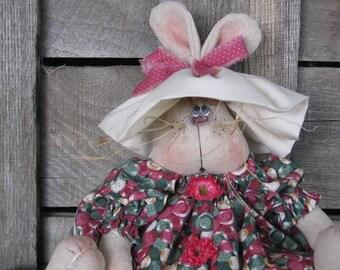 Tater bunny e pattern