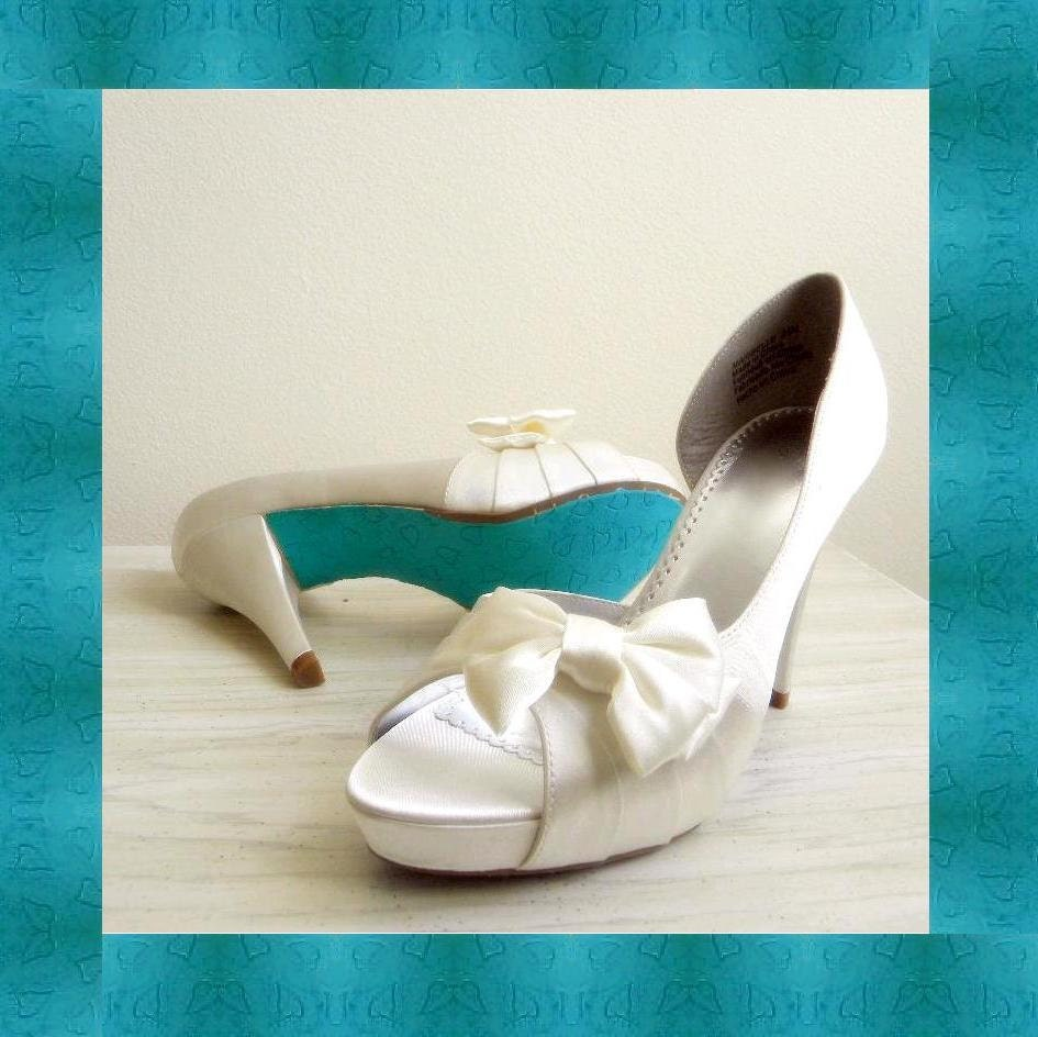 Wedding Shoes Painted Soles Tiffany Blue Heart And By