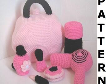 Cosmetic Bag Crochet Pattern