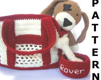 Pet Dog Crochet Pattern