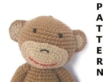 Monkey Crochet Pattern