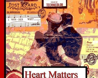 Heart Matters workbook - a direct path to the real you, Extreme Journaling with Juliana Coles