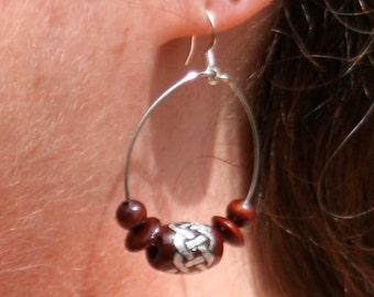 Celtic Knot Earrings - Aisling