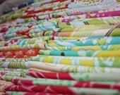 Build Your Fabric Stash-LARGE Surprise Fat Quarter Bundle of 16- SAVE