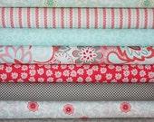 Verona Fabric by Emily Taylor Designs for Riley Blake- Yard Bundle, 8 total